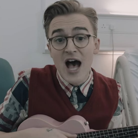 Tom Fletcher Announces New Book With Hilarious Clip