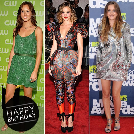See Leighton Meester's Red-Carpet Transformation!