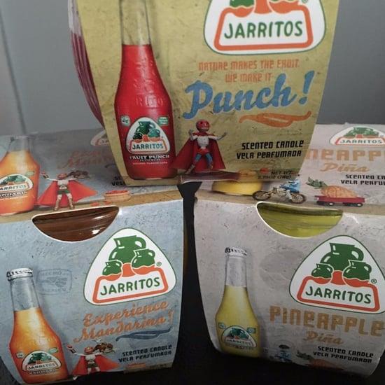 Jarritos Candles