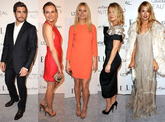 Kate Hudson, Jake Gyllenhaal, Diane Kruger, Gwyneth Paltrow and More at the Elle Women in Hollywood Event