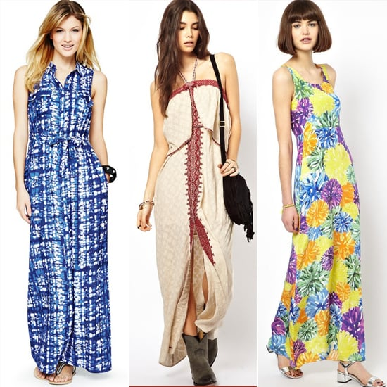 The Best Maxi Dresses For Daytime | Spring 2014