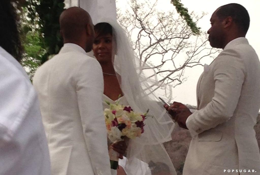 kelly rowland wedding pictures popsugar celebrity