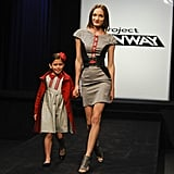 Mother Daughter Looks From Project Runway