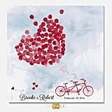 Heart Balloon Canvas