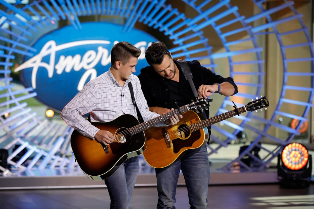 Charmed by Ethan Payne's American Idol Audition?