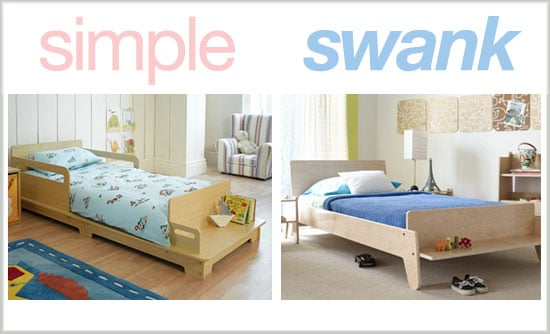 Simple or Swank: Mod Tot Beds