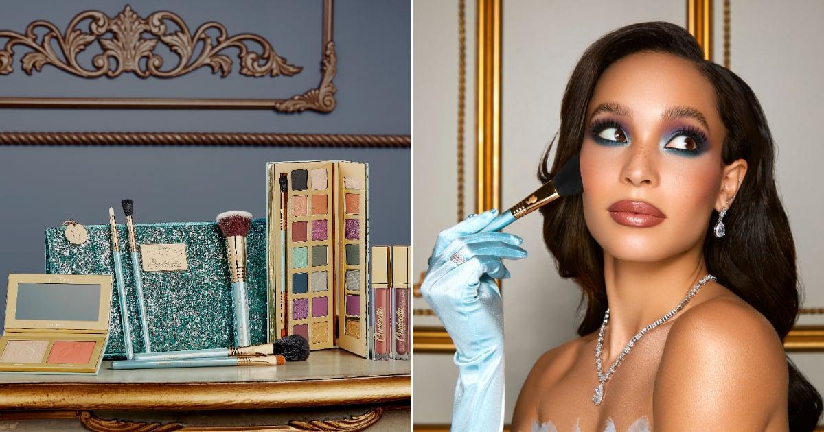 Bibbidi Bobbidi Boo: Sigma Beauty Is Launching a Magical Disney Cinderella Makeup Collection.jpg