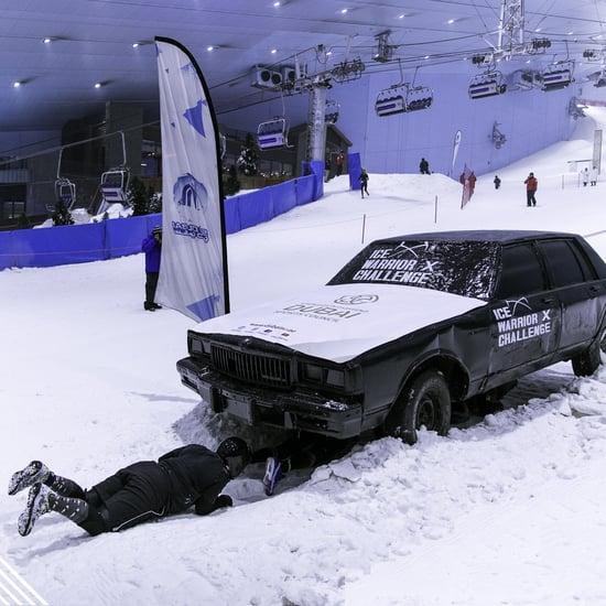 سكي دبي تعلن عن نسخة 2020 من تحدي الثلج في دبي