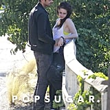 2012: Kristen Stewart Was Caught Cheating on Robert Pattinson With Rupert Sanders