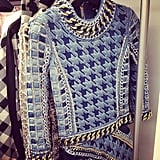 Houndstooth by Balmain is just that much better.