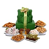 Alder Creek Gifts Decadence Gift Tower Christmas Gift Basket