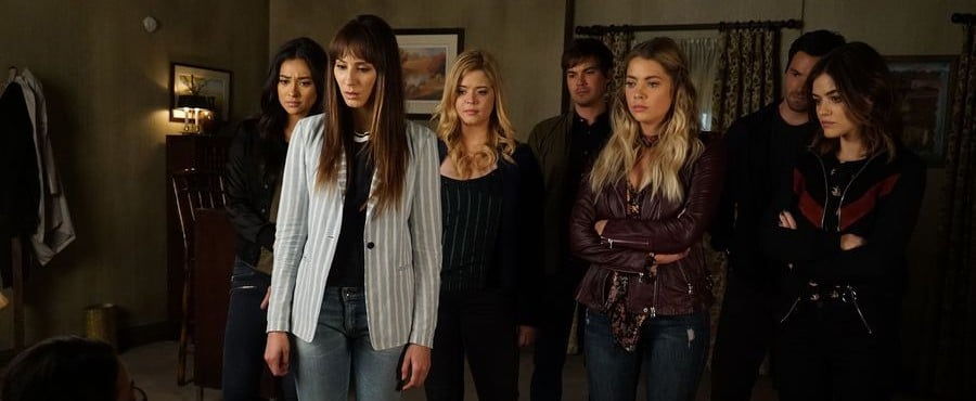 Who Killed Charlotte on Pretty Little Liars? We Finally Have the Answer