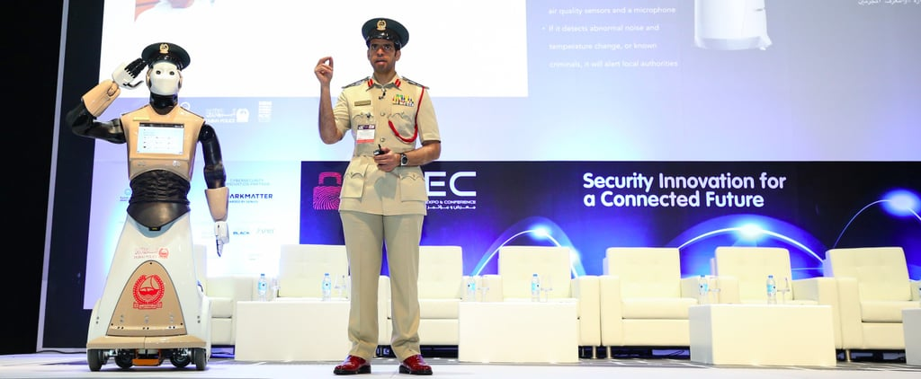 The World's First RoboCop Has Reported For Duty in Dubai