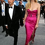 Sophie Turner and Joe Jonas at the SAG Awards 2020