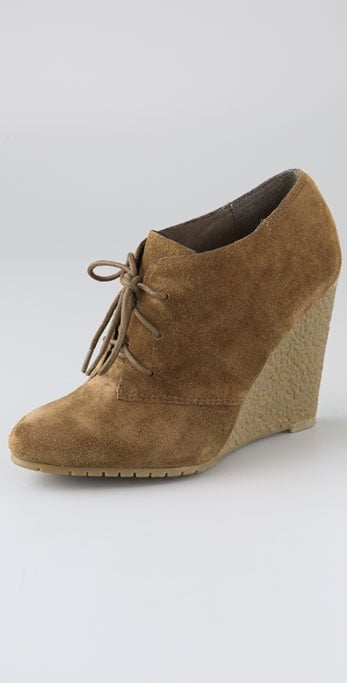 Sam Edleman Effie Suede Wedge Boots ($130)