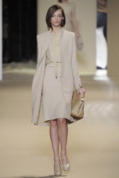 Fall 2011 Paris Fashion Week: Elie Saab 2011-03-09 11:04:43