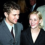 Reese was all smiles at the NYC premiere of Gosford Park in December 2001.