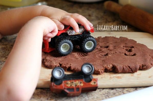 Mud Play Dough