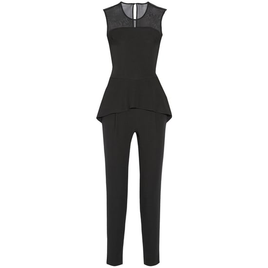 Ways to Wear the Paul and Joe Black Peplum Jumpsuit