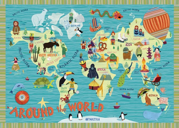 Around the World ($249)
