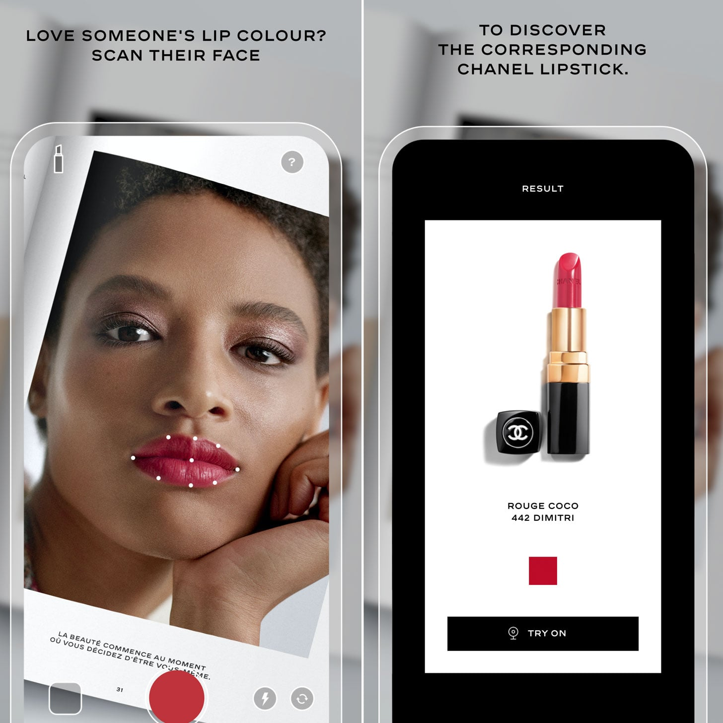 Chanel's Lipscanner Is the Latest Beauty Virtual Reality App 3
