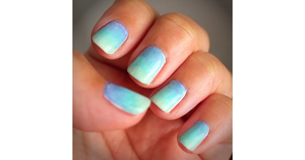 Ombre Nail Tutorial | Lazy Girls\' Guide to Beauty | POPSUGAR Beauty
