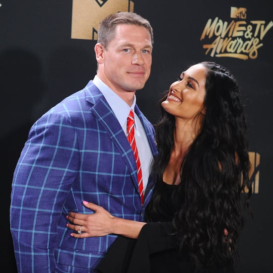 Nikki Bella Talks About Engagement to John Cena May 2017