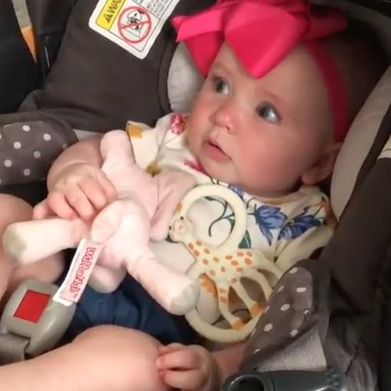 Video of Baby Who Stops Crying After Hearing Old Town Road