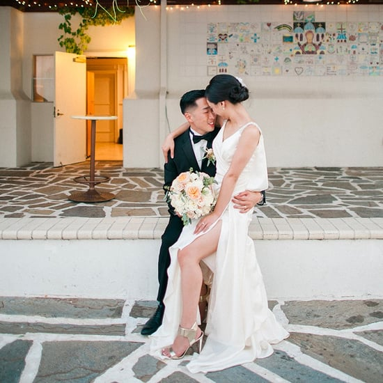 Black Tie Wedding in California