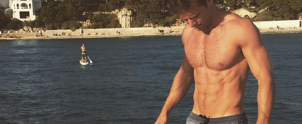 Harry Judd Posts a Lot of Topless Instagram Shots, and We're Not Complaining