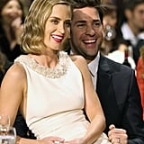 In 2013, when Emily Blunt opted to sit on John Krasinski's lap instead of in her seat, and we all collectively sighed.