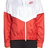 "Nike ""Windrunner"" Hooded Windbreaker Jacket"
