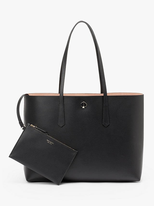 Kate Spade New York Marina Lakeland Drive Reversible Leather Tote Bag