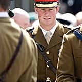 Prince Harry, 2008