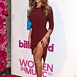 Beyonce Knowles at Billboard Women in Music Luncheon 2014