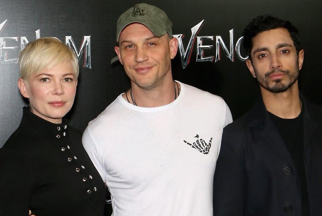Venom Movie Cast