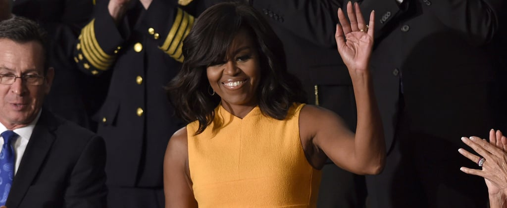 No Matter Where She Is in the World, Michelle Obama's Shopping These Runways