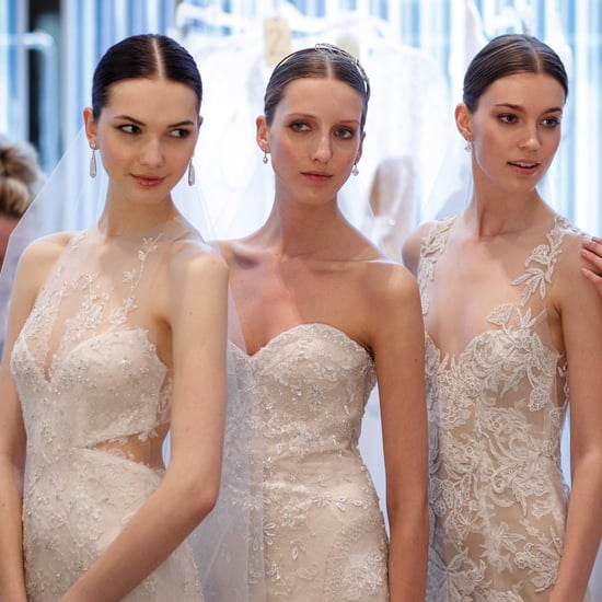 Best Wedding Dresses at Bridal Fashion Week Spring 2016
