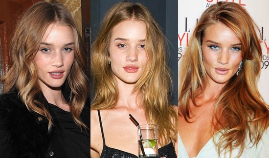 Rosie Huntington-Whiteley Lipstick, Rosie Huntington-Whiteley Makeup 2009-12-02 02:15:00
