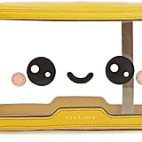 Is there anything cuter than this Anya Hindmarch Kawaii In-Flight Travel Bag ($260)?