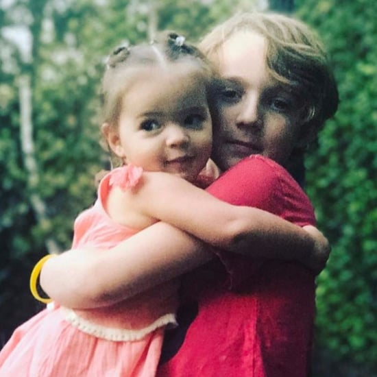 Ashlee Simpson's Instagram Photo of Her Kids March 2017