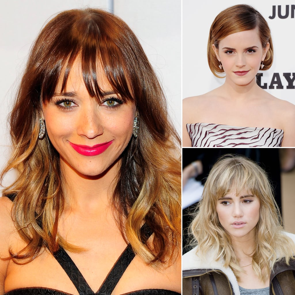 15 Gorgeous Fringe Hairstyles For Women - Haircuts ...