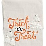 Trick or Treat Ghost Tassels Runner