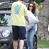 Kristen Stewart Pictures Out in LA