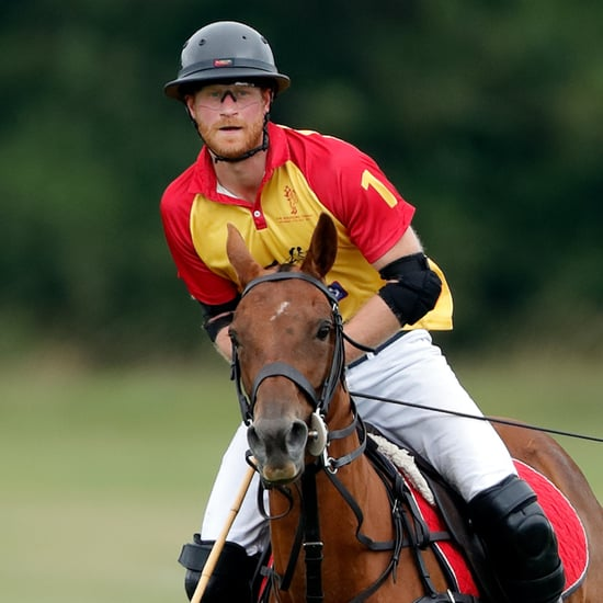 Sexy Prince Harry Playing Polo Pictures