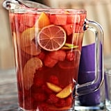 Watermelon-Berry Rosé Sangria