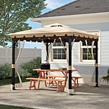 Jeco Inc. D Steel Patio Gazebo