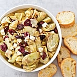 Get the recipe: marinated artichoke hearts from Slow Cooker Revolution Volume 2