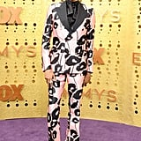RuPaul at the 2019 Emmys