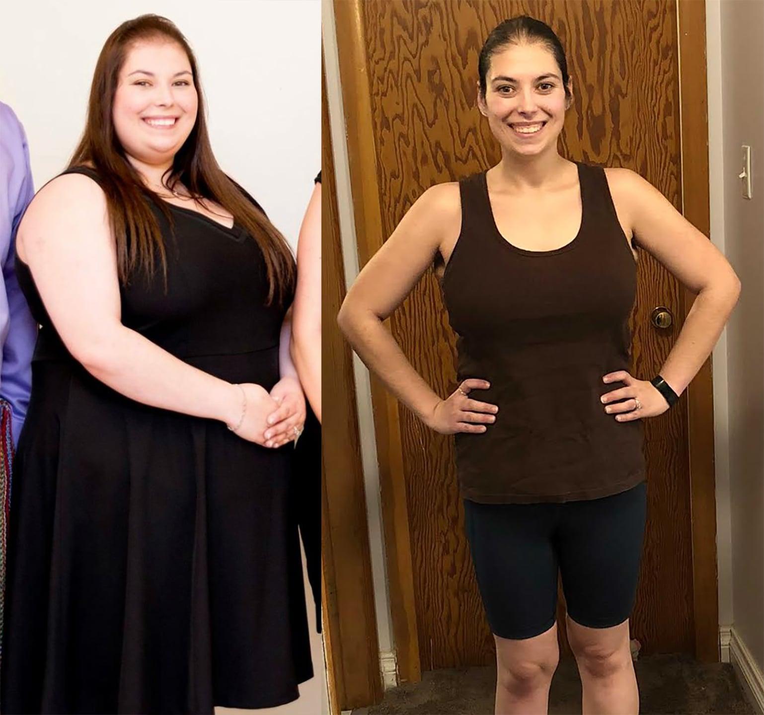Beachbody Weight-Loss Transformation   POPSUGAR Fitness Australia